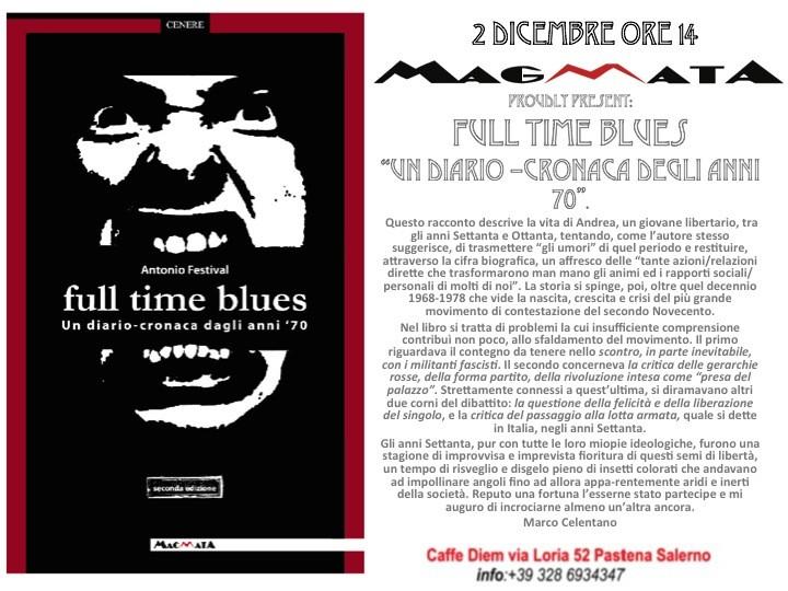 full time blues - edizioni magmata