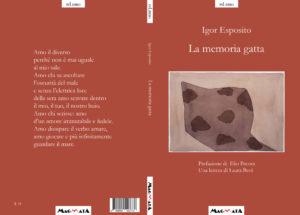La memoria gatta - Igor Esposito - www.edizionimagmata.info
